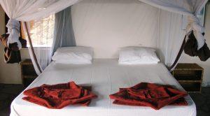 Lower Zambezi Lodge Chalet Interior