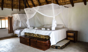 Lower Zambezi Lodge Chalet