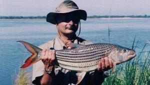 Lower Zambezi tiger fishing