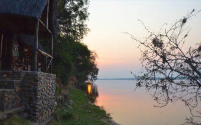 A Perfect Morning on The Lower Zambezi